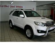 Toyota - Fortuner III 3.0 D-4D Raised Body Auto