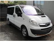 2011 Opel Vivaro CDTi 6 Speed Enjoy