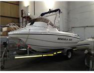 BENGUELA 530 CAT by ANGLER BOATS