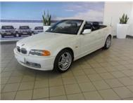 2001 BMW 3 Series 330i Ci Convertible A/t (e46)