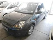 FORD FIESTA 2008 CODE 2 ACCIDENT DAMAGED