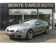 2009 BMW M6 - Very Low Km