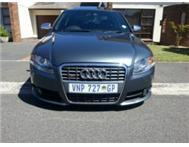 Neatest 2006 Audi S4 B7 tiptronic