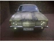Ford Cortina 1973 for urgent sale