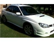 2006 Subaru Impreza For Sale in Cars for Sale Gauteng Benoni - South Africa