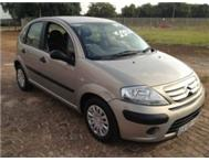 2007 CITROEN C3 1.4i FURIO A/C P/S E/W 5 SPEED FUEL SAVER BARGAI