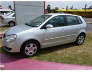 VW POLO 1.6 COMFORDLINE AUTO WITH LEATHER AND SUNROOF