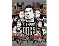 PS3 Game:Sleeping Dogs
