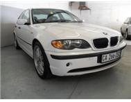 2002 BMW 318 E46 Face Lift