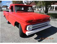 Chevrolet C10 Classic Pickup Truck - Fully Restored