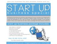 START UP BUSINESS BRANDING