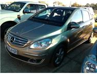 2006 MERCEDES-BENZ B-CLASS B200 TURBO