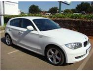 2011 BMW 1 SERIES 120d 5-door steptronic