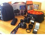 Canon EOS 600D Ultimate Bundle Kit For Sale Bloemfontein