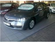 2009 HONDA CIVIC 1.8i LXi