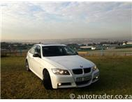2008 BMW 3 SERIES 320d Edition M Sport 4dr Auto