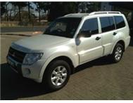 2011 Mitsubishi Pajero 3.2 DiD GLX LWB 140kw New Spec
