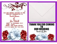 PARTY AND WEDDING INVITATIONS SPECIALS