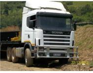 SCANIA - PRICE DROPPED TO R249k