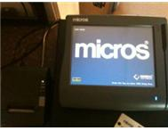 MICROS touch screen POS / Thermal Printer / Cash Draw