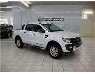 2013 Ford RANGER Wildtrak 4x4
