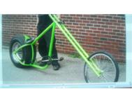 Geneo Fatback 1 Chopper Bicycle