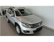 Volkswagen (VW) - Tiguan II 1.4 TSi BlueMotion Trend and Fun (118 kW)