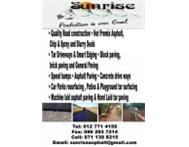 JOHANNESBURG ROAD CONTRACTORS TAR SURFACING PRETORIA 0711398215 Pretoria Gauteng