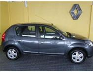 2011 Renault Sandero 1.6 United Grey 50000km Price R88900.00