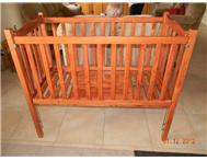 Beautiful Wooden Cot for Sale