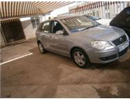 FINANCE AVAILABLE 2009 MODEL VW POLO 1.6 COMFORTLINE SUNROOF