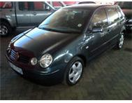 Vw Polo Comfort 1.6 Full Service Books