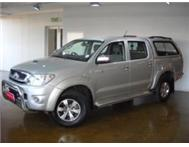 2009 TOYOTA HILUX 3.0 D4D 4X4 D/C (A) FOR SALE @ EXECUTIVE TOYS
