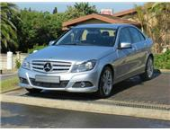 2013 MERCEDES-BENZ C-CLASS C200 BE Avantgarde F/L A