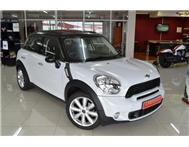 Mini Cooper S Countryman Chilli pack 2011