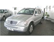 2005 Mercedes-Benz ML 270 CDi Auto
