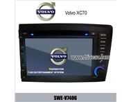 VOLVO XC70 OEM stereo car dvd player GPS navigation TV