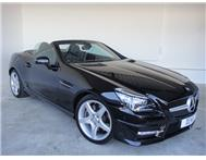 Mercedes Benz - SLK 200 Kompressor (135 kW) Touchshift Sport
