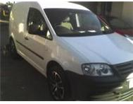 VW Caddy Panel Van in excellent condition Alberton