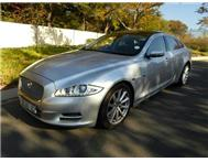 2010 JAGUAR XJ 5.0 V8 Premium Luxury