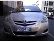 TOYOTA YARIS T3 2008 MODEL
