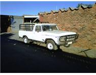 1976 Ford F100 Bakkie foe sale.