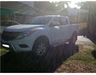 2013 Mazda BT50 3.2 D/C SLE FOR SALE