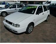 VW POLO PLAYA 1.6S