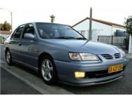 Nissan GXI 1.6i for sale