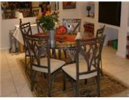 6-Seated Dining Room Table with Chairs