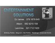 DJ & Entertainment
