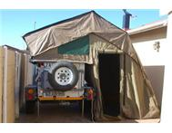 Echo camper trailer - Fathers day Special from R 1650