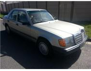 M-benz in very good condition.