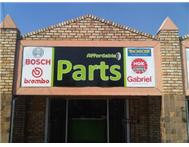 Affordable Parts Automotive Parts in Business for Sale Western Cape Durbanville - South Africa